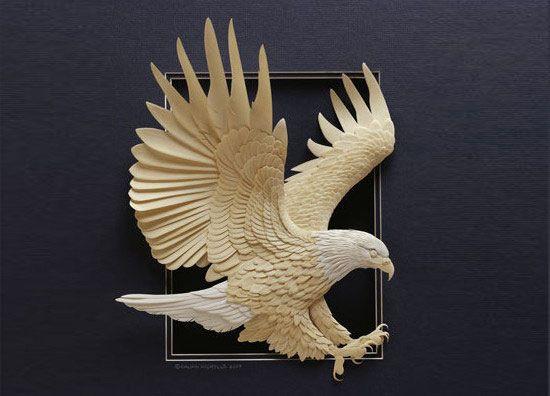 ===Esculturas de porcelana...=== - Página 2 7a3b1e68f29b2bc9f952fe176f27da49--paper-birds-d-paper