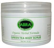 Abra Green Tea Salt Glow