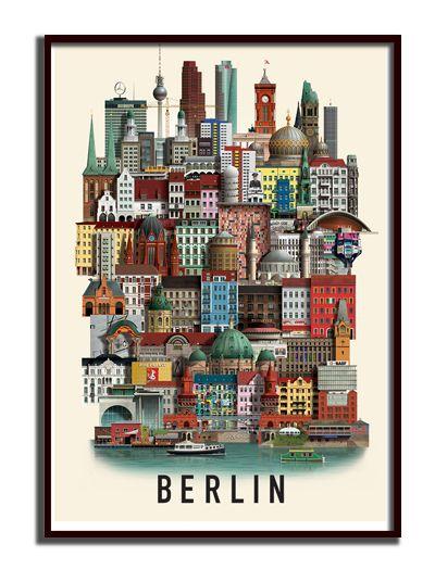Berlin on Digital Art Served