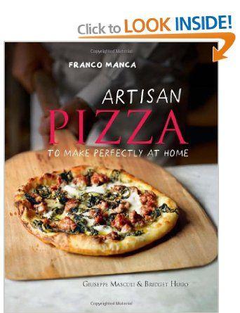 Franco Manca: Artisan Pizza to Make Perfectly at Home: Amazon.co.uk: Giuseppe Mascoli, Bridget Hugo: Books