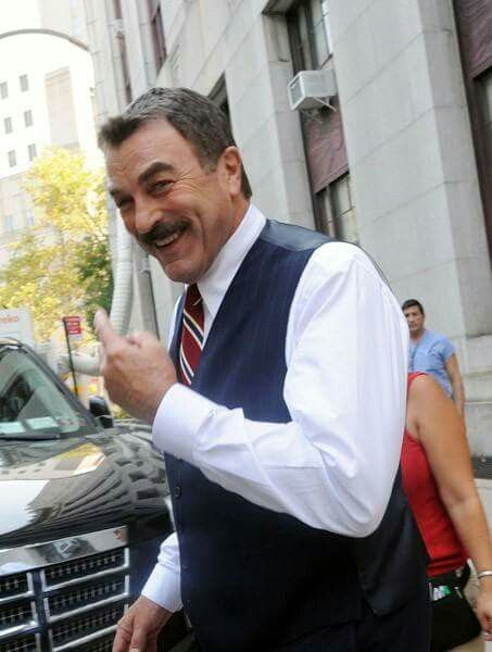 Tom S. on local filming Blue Bloods