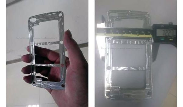 Samsung Galaxy S5 To Get a Metal Frame and Bigger Display