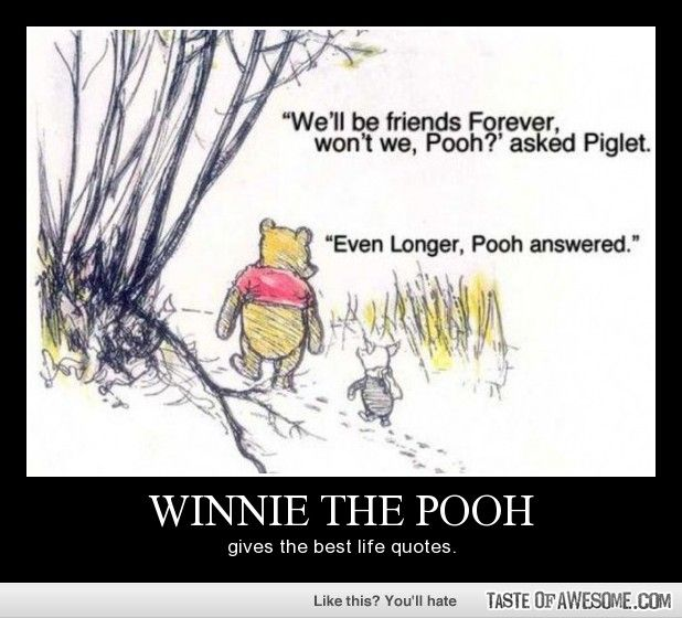 Piglet And Winnie The Pooh Quotes: 136 Best Winnie The Pooh Images On Pinterest