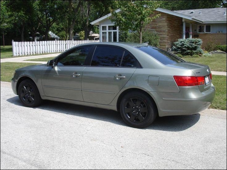 2009 Hyundai sonata Wheels