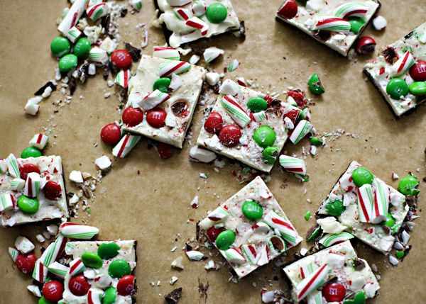 chrome hearts las vegas Christmas Chocolate Bark Week 10 of 12 Weeks of Cookies  Recipe