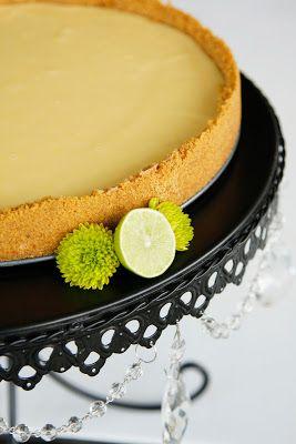 Key Lime Pie - A Southern Comfort Food - Purple Chocolat Home