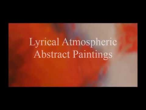 Marie Therese Wekx  Lyrical Abstract paintings