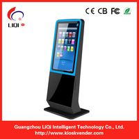 """LIQI new 55"""" touch screen kiosk"""