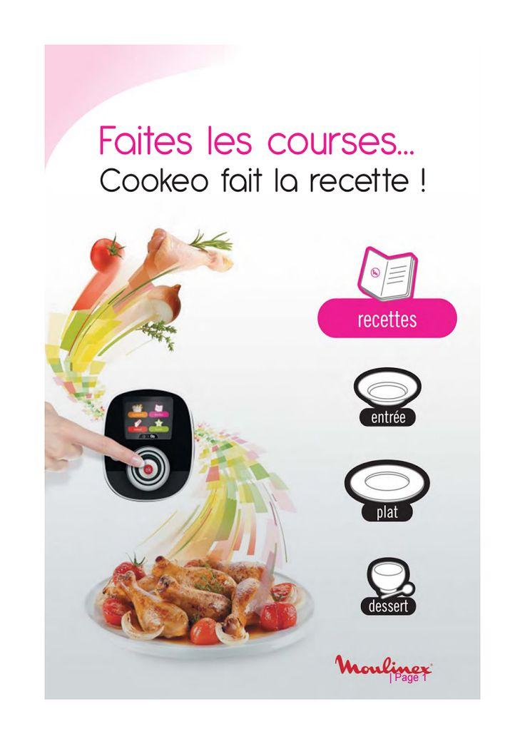 Best 25 recette cookeo pdf ideas on pinterest cookeo moulinex recettes cuisine pdf and coockeo - Livre de cuisine gratuit pdf ...