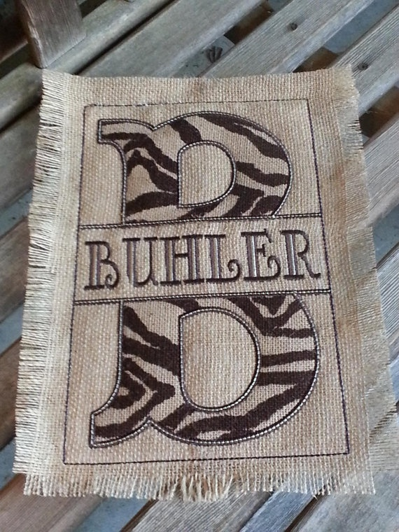 Garden Flag with burlap on front & back with a by KayKreations2012, $28.00