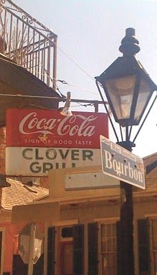 Clover Grill - New Orleans French Quarter