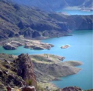 Cañon del Atuel Mendoza-Argentina