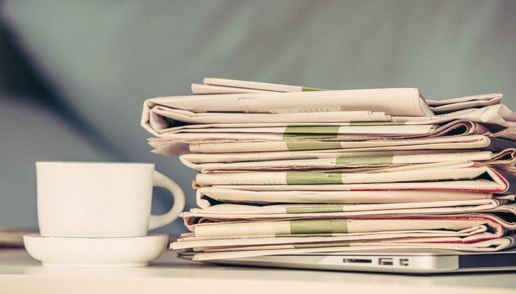 Χρησιμοποιήστε τις Παλιές Εφημερίδες με 8 Τρόπους που δεν Φαντάζεστε