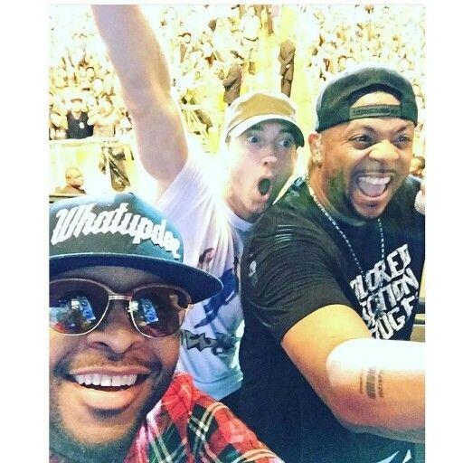 """Royce da 5'9"""",Eminem, Denaun.."""