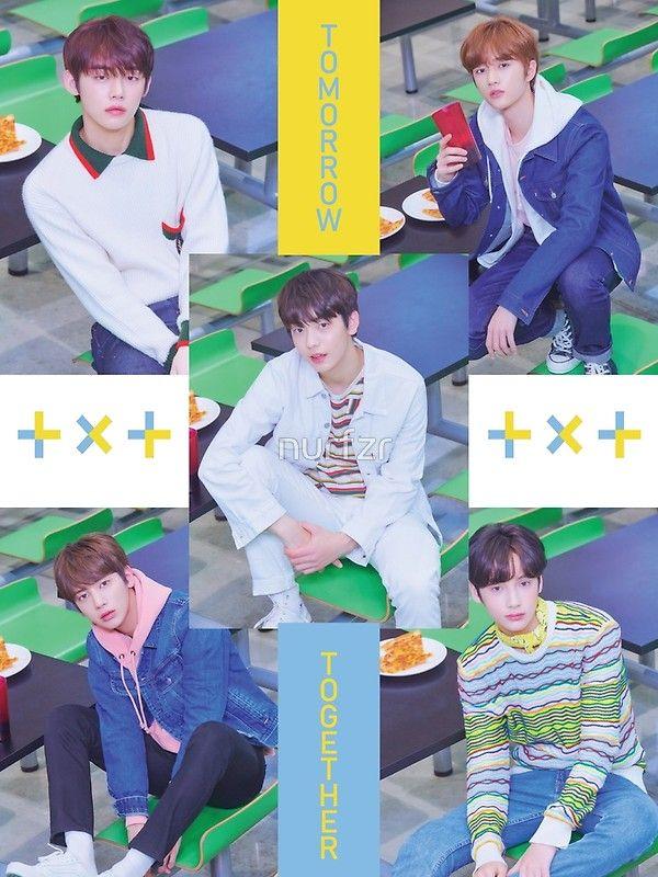 Txt Tomorrow X Together Txt Tomorrow Kpop Wallpaper