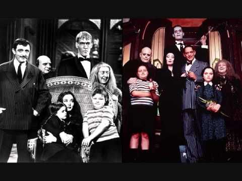 """""""Addams Family"""" Theme Song- Can be used as a listening exercise putting lyrics in order or to teach the contraction """"they're"""""""