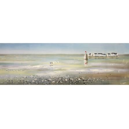 At the Beach Canvas | Dunelm Mill
