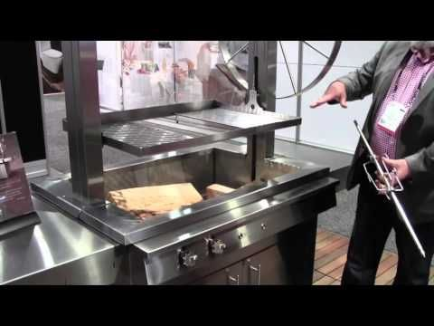 (4) Adept Home meets with Kalamazoo Grills at IBS 2016 part2 - YouTube