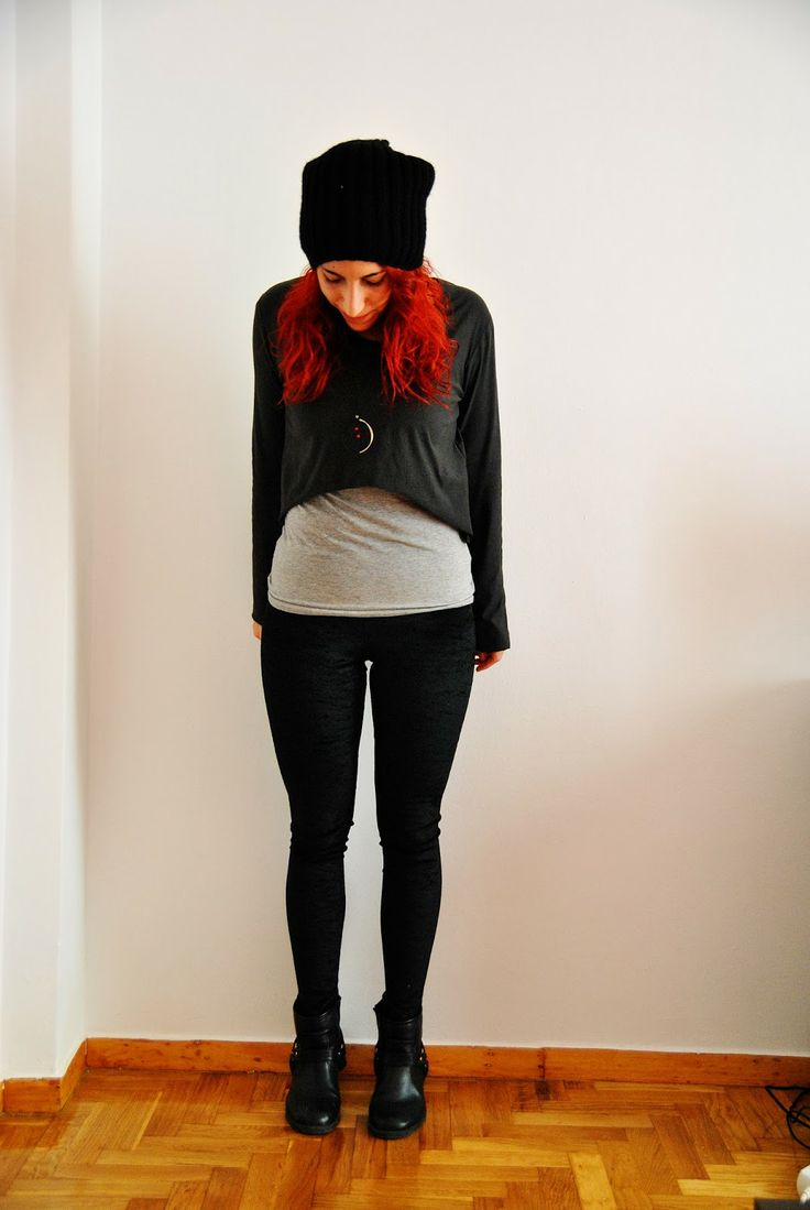 the wardrobe project.: cropped Briar + Virginia leggings