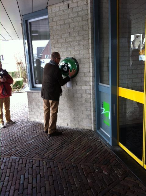 Local government Nuth in The Netherlands in partnership with AED Solutions BV in Stramproy. Project: Hart voor Nuth