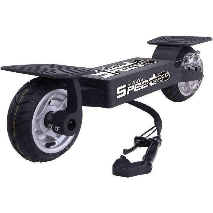 MotoTec Speed GO 36v 500w Electric Lithium Powered Skateboard