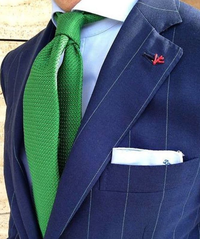 1000 ideas about navy pinstripe suit on pinterest for Light blue pinstripe shirt