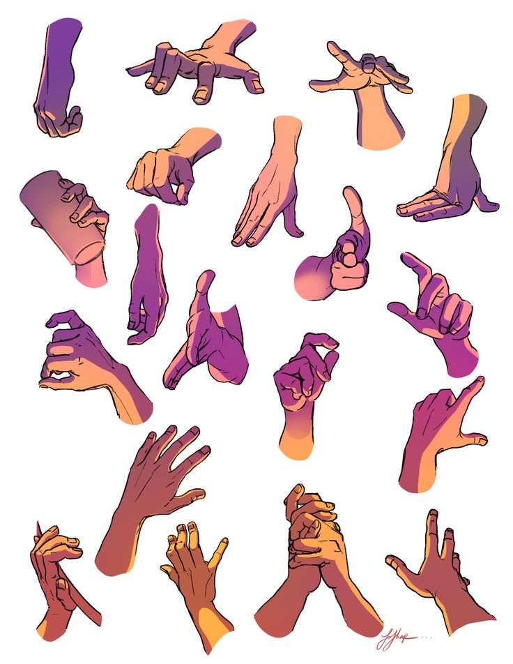 Character Design Hands : Best images about character anatomy hands on pinterest