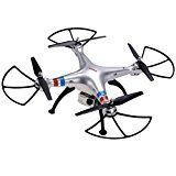 Syma X8G 2.4g 4ch 6 Axis Gyro RTF RC Drone Quadcopter With 8MP 1080P HD Camera (2015 New Version) http://dronedreams.info/syma-x8g-2-4g-4ch-6-axis-gyro-rtf-rc-drone-quadcopter-with-8mp-1080p-hd-camera-2015-new-version/