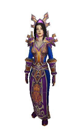 Arcanist Regalia - Transmog Set - World of Warcraft