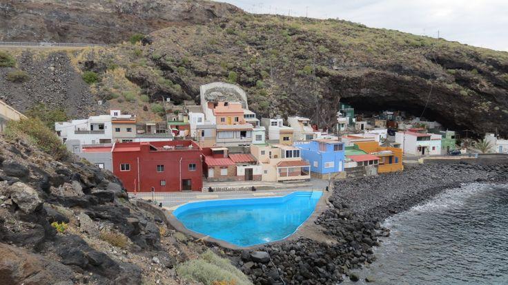 Canary Islands - Tenerife - Los Barrancos / Punta Prieta / La Caleta - P...