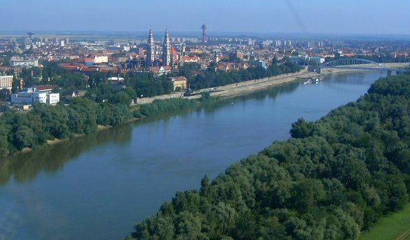 Tisza-part