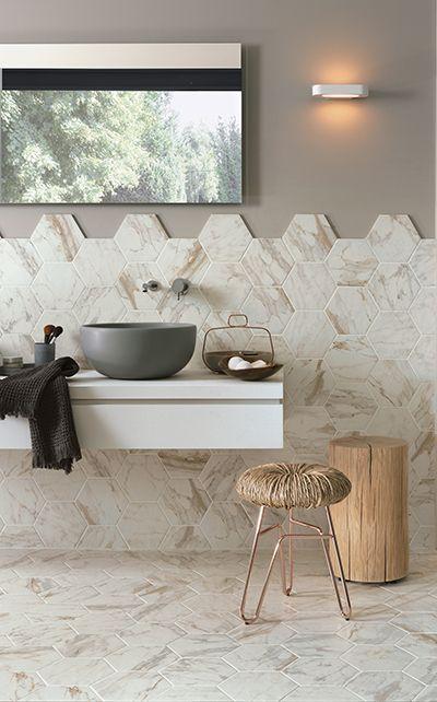 Mejores 56 im genes de mosaicos para suelos y paredes en - Revestimientos en banos ...