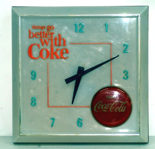 Things go better with Coke...Forsythe Auctions