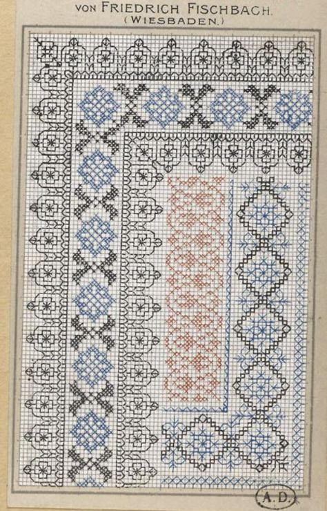 Gallery.ru / Фото #150 - старинные ковры и схемы для вышивки - SvetlanN