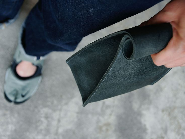 CLUCH BAG - A24HR8M.JP HANDMADE LEATHER CRAFTS.
