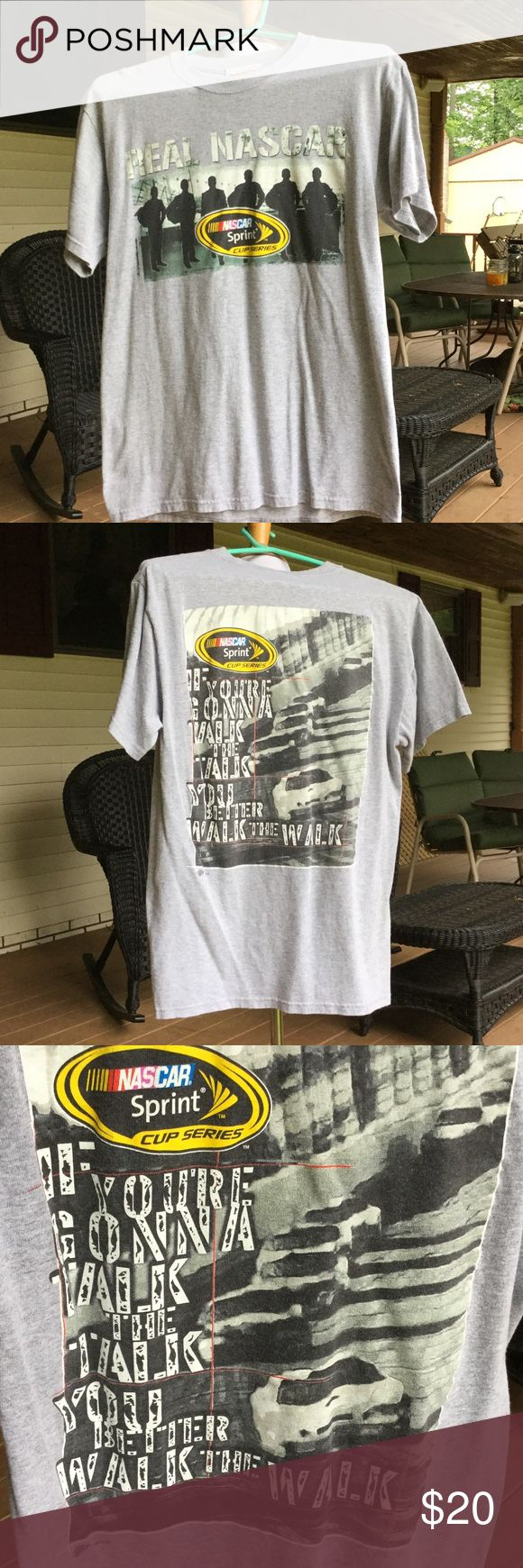 Nascar tshirt. Sprint cup series. Tshirt. Nascar sprint cup series. Size M.  Like new. winners circle Shirts Polos