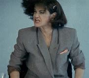 Angelique  Rockas as Ms Ortiki in `Emmones Idees` directed by  Thodoros Maragos