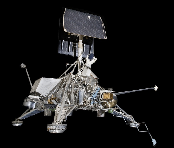 how to make a spacecraft model