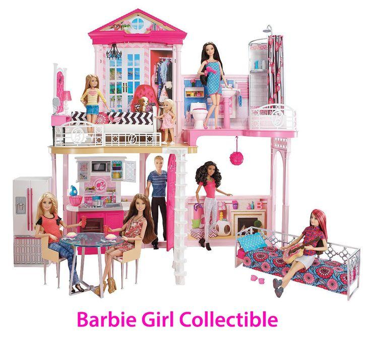Depois de muita espera finalmente aparece a Casa da Barbie de 2015, pelas informações que tivemos o nome da casaé Barbie your Style House (Barbie sua casa de estilo), vamos conferir! Falando em ca...