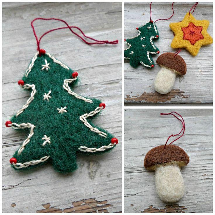 Kurz suchého plstění jehlou-dekorace-21.11.2015 Kurz suchého plstění jehlou. Vyrobíte si jednoduché vánoční ozdoby. Naučíte se zacházet s plstící jehlou, seznámíte se s ovčím rounem. Popovídáme si o technikách plstění.... V ceně kurzu je materiál (ovčí rouno, náuš. háčky.... a zapůjčení pomůcek (plstící jehly, molitan...) Místo konání : Praha 6 (poblíž ...