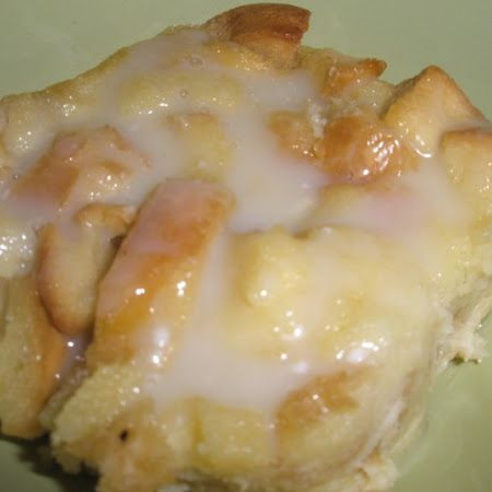 bracelet s White Chocolate Bread Pudding Recipe   Key Ingredient