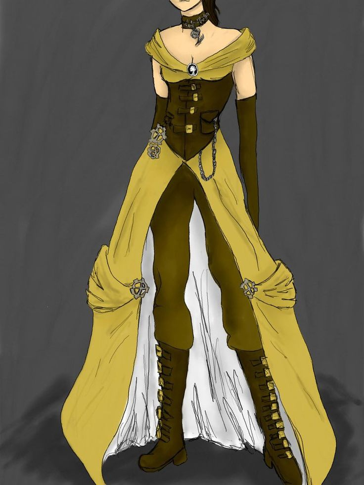 Steam Punk Belle by Animeboyloveramy