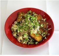 #bio #vegan #safran #reis #tofu #haselnuss #sauce #rezept #diy #homemade #hausgemacht  Dieses Rezept vereint so viele Geschmackrichtungen in sich, wunderbar harmonisch :-)   http://buff.ly/2mlNU4x