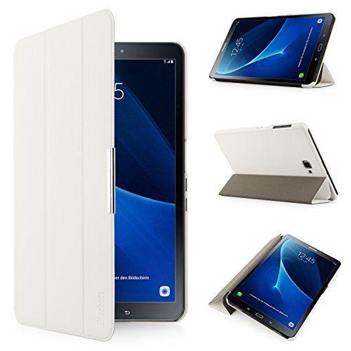 Samsung Galaxy Tab A (2016) T580 25,54 cm (10,1 Zoll) Wi-Fi Tablet-PC (Octa-Core, 2GB RAM, 16GB eMMC, Android 6.0, neue Version) schwarz
