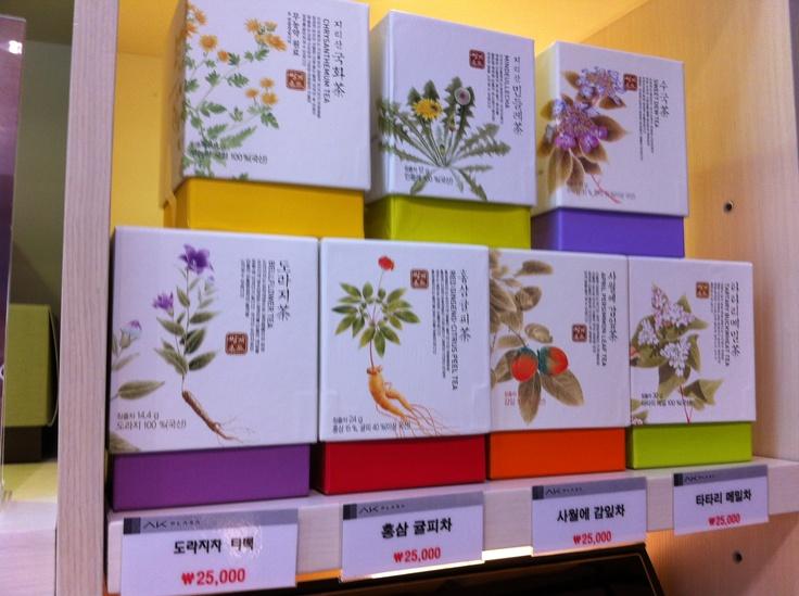 Herbal tea - Korea
