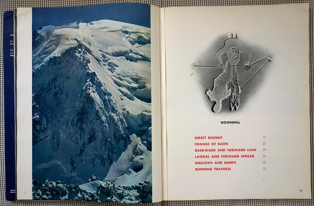 French Method: How to Ski - Emile Allais' Technic - 3, via Flickr.