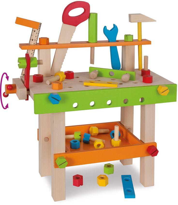 die besten 25 kinder werkbank ideen auf pinterest kinder werkzeugbank werkzeugbank und alt. Black Bedroom Furniture Sets. Home Design Ideas