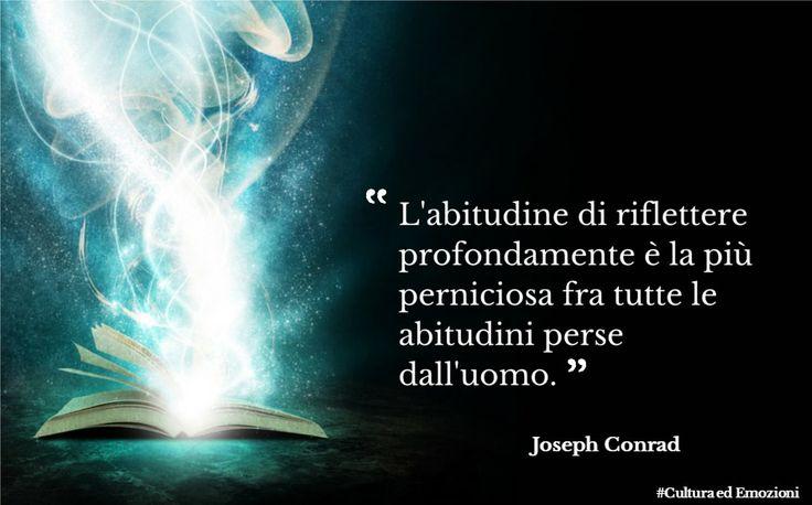 Il 3 dicembre 1857 nasceva Joseph Conrad,scrittore polacco naturalizzato britannico.