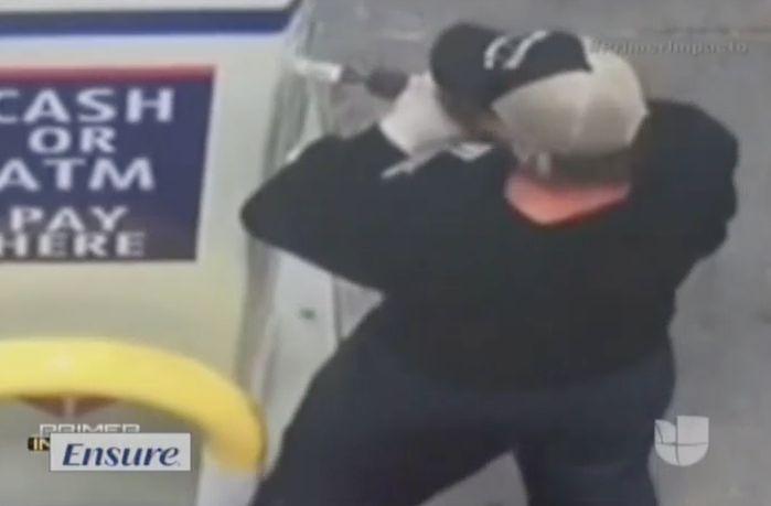 Ladrones Utilizan Nueva Técnica Para Robar Cajeros Automáticos En California #Video