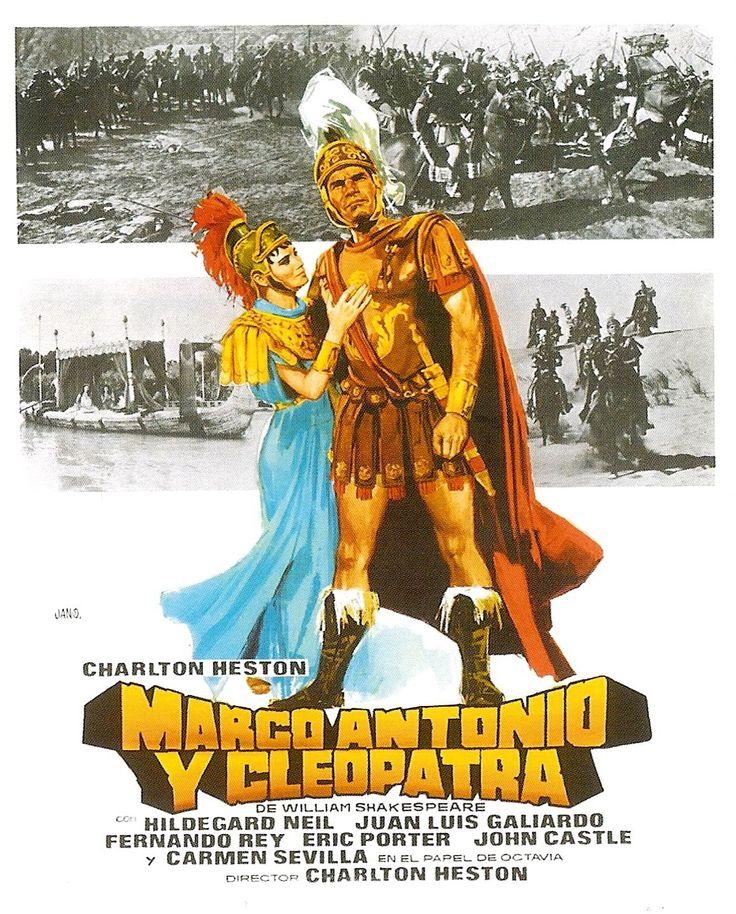 1972 / Marco Antonio y Cleopatra - Antony and Cleopatra
